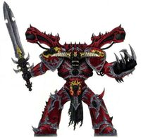 Daemon Prince Kor MaegronREDO