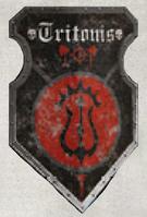 Dark Tide Warlord Legio Livery Shield