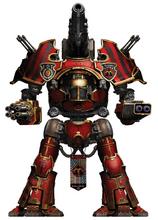 Legio Honorum Warbringer Nemesis Titan