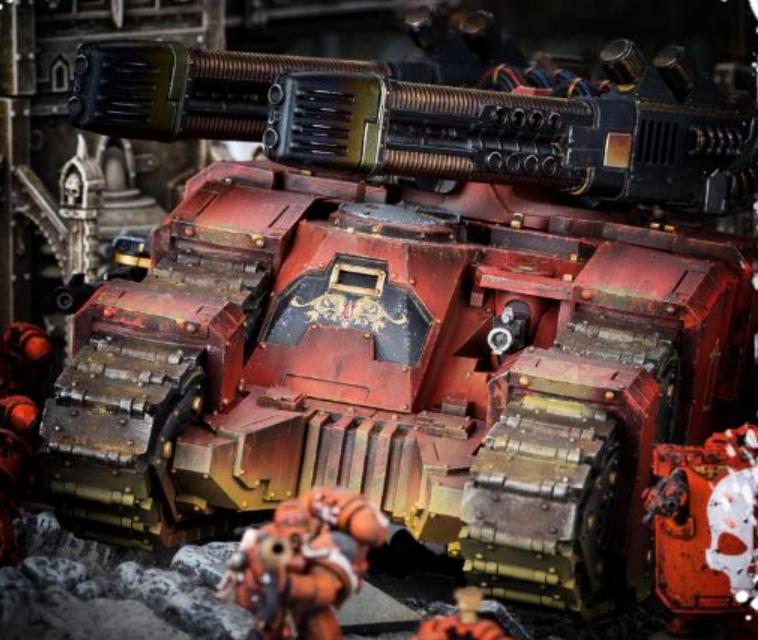 Sicaran Omega Tank Destroyer