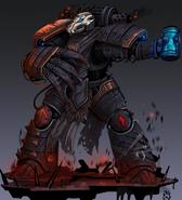 Deathsworn (fan-art)