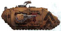 Minotaurs Land Raider 'Dakor Rex'
