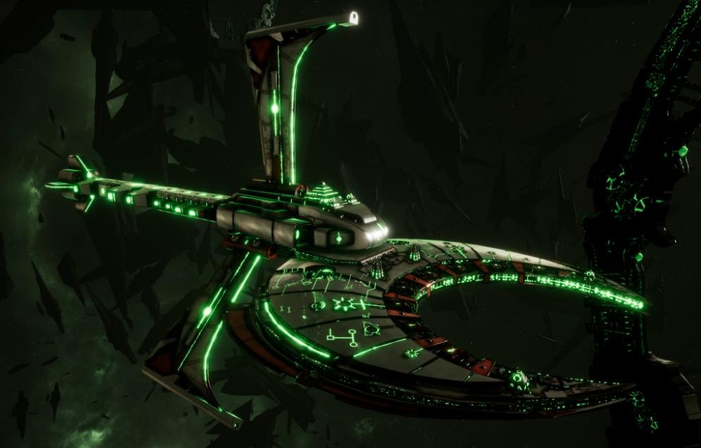 Scythe-class Harvest Ship