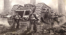 Terminators of the Thousand Sons and Landeraider.png