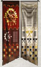 Gatekeepers Warlord Princeps Banner