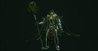 Imotekh The Stormlord - Fan Art