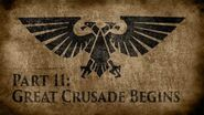 Warhammer 40,000 Grim Dark Lore Part 11 – Great Crusade Begins