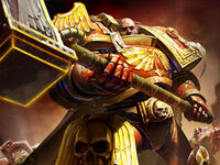 Wallpaper warhammer 40000 dawn of war 2 - retribution 04 1600