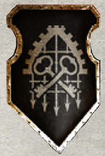 Gatekeepers Warlord Legio Livery Shield