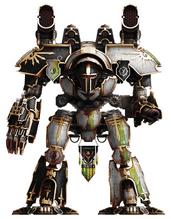 Nova Guard Warlord Titan Vengeful Scion