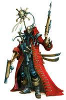 Rogue Trader Isreal Haand