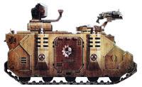Minotaurs Damocles Cmd Vehicle