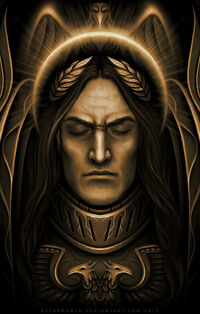 Emperor of mankind by d1sarmon1a-d8r46fh.jpg