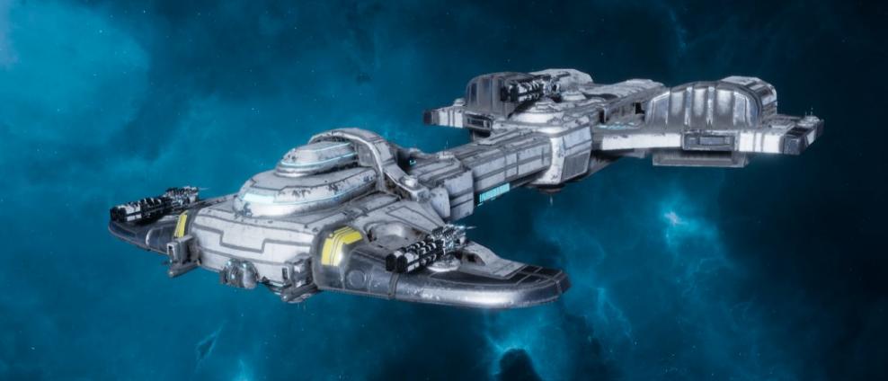 Kir'qath (Defender)-class Starship