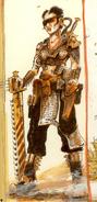 Unification Wars Female Tupelov Lancer