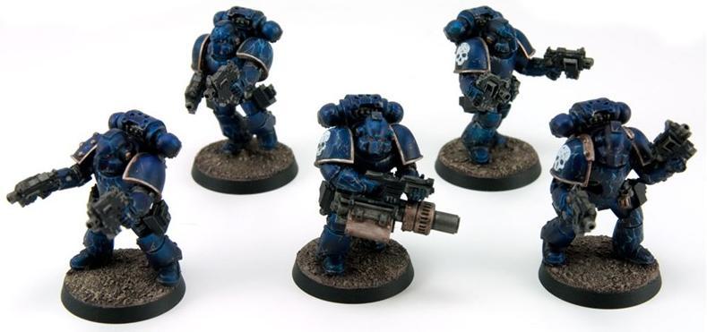 Legion Destroyer Squad