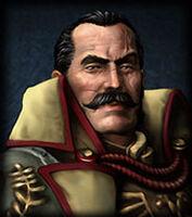 Lord General Castor portrait