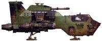 Salamanders Thunderhawk Gunship