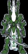 Воин-призрак Биель-Тана (цветовая схема)