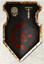 Gatekeepers Warlord Princeps Livery Shield