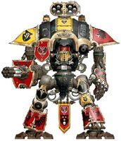 Knight Warden Pride of Black Crag