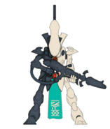 Воин-призрак Ультве (цветовая схема)