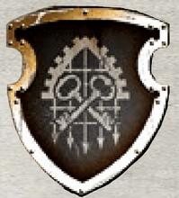 Gatekeepers Warbringer Nemesis Legio Livery Shield