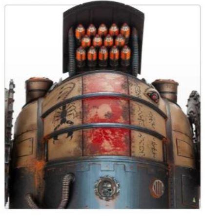 Karacnos Mortar Battery