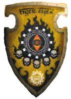 Legio Fureans Livery Shield 2 Warlord