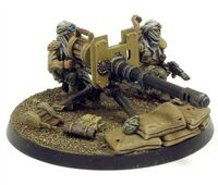 Tallarn Autocannon Team