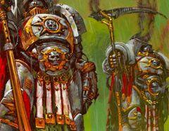 Deathshroud -Mortarion's Bodyguards