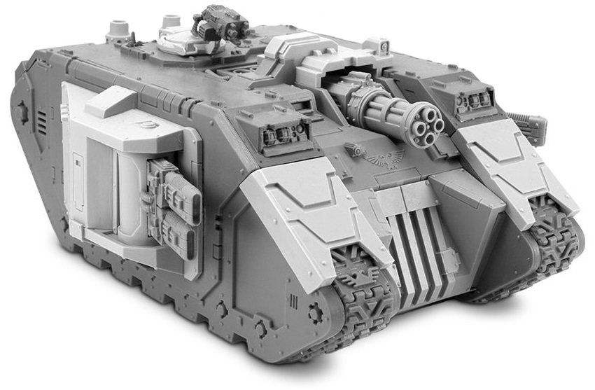 Achilles-Alpha Pattern Land Raider