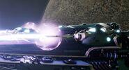 Voidstalker pulsar firing