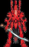 Ynnari wraithlord