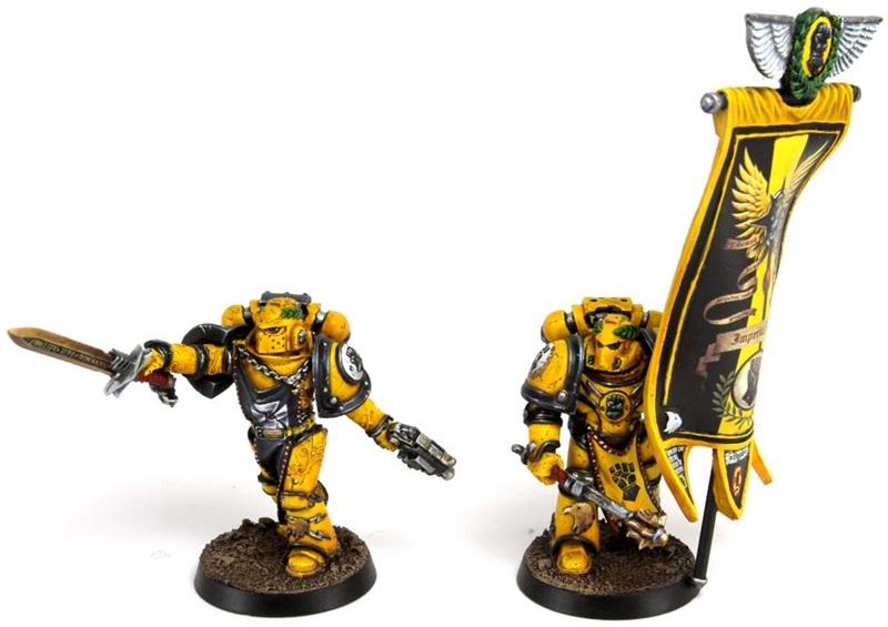 Legion Command Squad