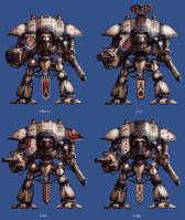 Knight Banner Zholon-Kuthos
