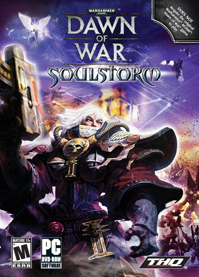 Dawn of War - Soulstorm