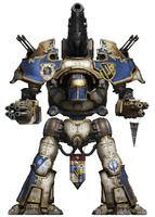 True Messengers Warbringer-Nemesis Titan