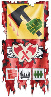 Blood Axe Klan Banner