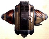 Malinax Knight-Lancer top