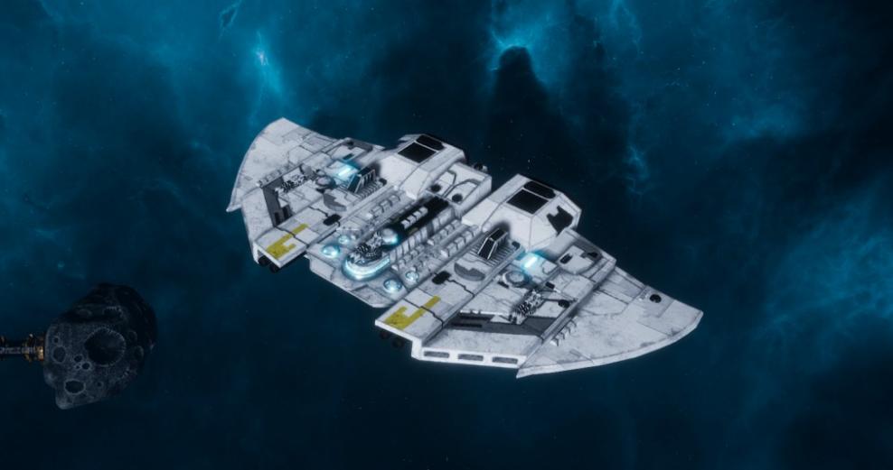 Kir'shashvre (Castellan)-class Escort