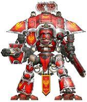 Knight Warden Freeblade Impervious Rex