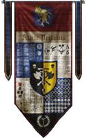 True Messengers Warlord Princeps Banner