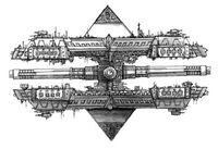 Imperial Blackstone Fortress; art detail ref00-crop0