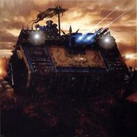 Land Raider - Thoris