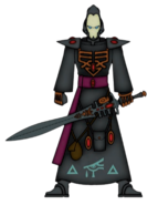 Провидец Ультве (цветовая схема)