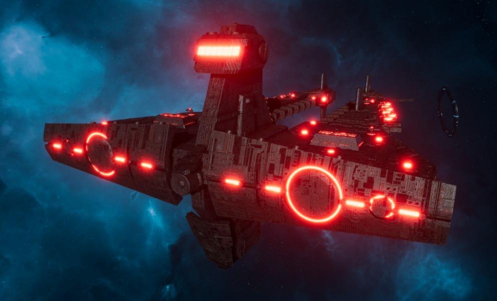 Bastion-class Commerce Vessel