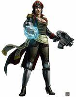 FemaleCommissar