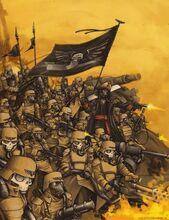 Steel Legion Regiment