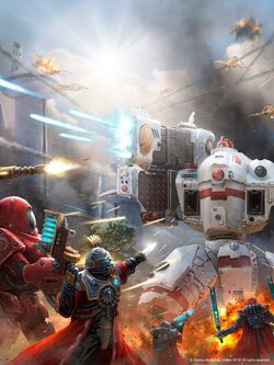 Warhammer-40000-фэндомы-Tau-Empire-Adeptus-Mechanicus-2624403.jpg